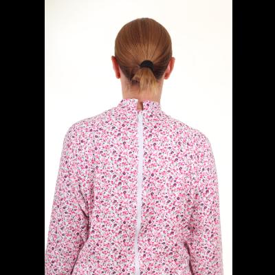zip dos grenouillère femme