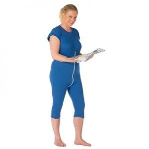 grenouillère adulte femme ajustée sans manches à porter dessous vêtements classiques