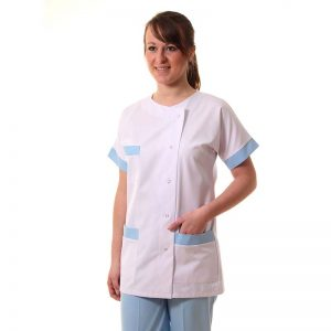vêtement soins infirmiers tunique femme