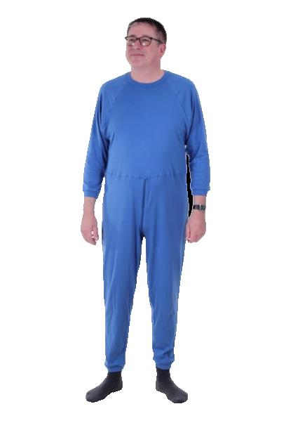 vêtement gériatrique uni homme