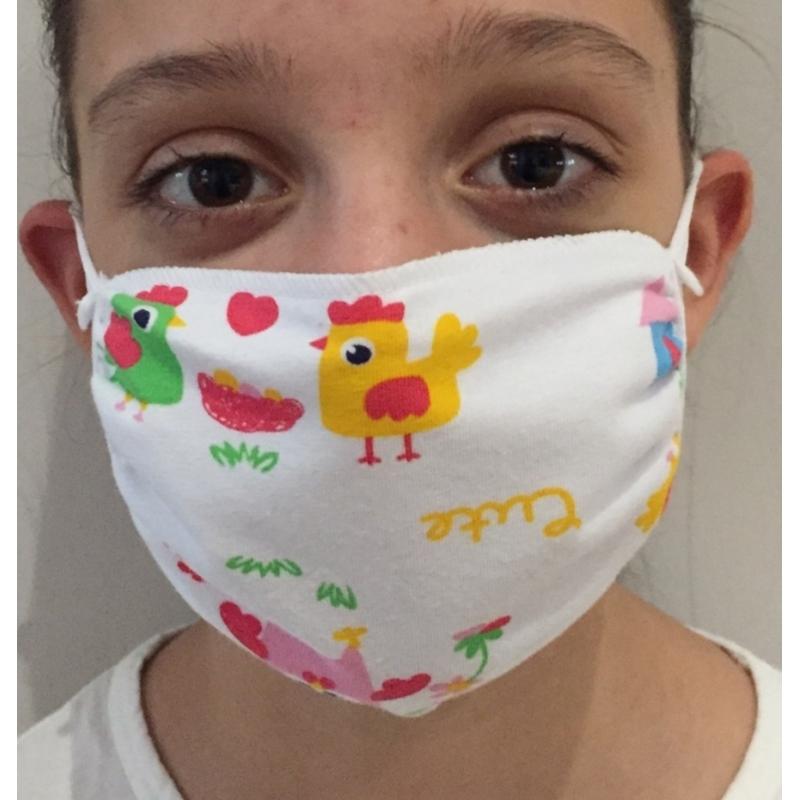 masque enfant face