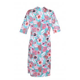 robe médicalisée alicia de dos